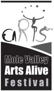 Arts Alive Black and Grey Logo